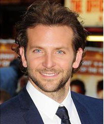 Bradley Cooper textured hair