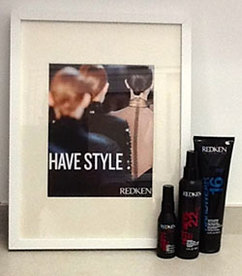Redken Have Style at James Gill